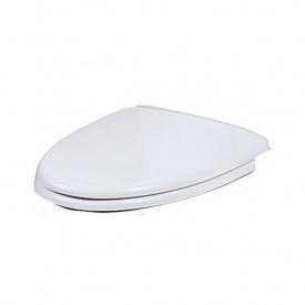 Сидіння з кришкою для унітазу AM.PM Bliss L з функцією Soft Close, колір білий C537851WH