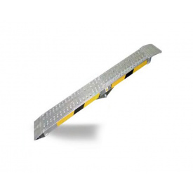 Легкая складная погрузочная рампа SVELT RAMPE LEGGERE 2 м 400 кг