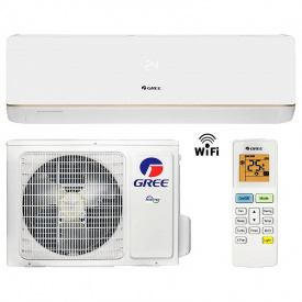 Кондиционер Gree Bora Inverter GWH12AAB-K3DNA5A Wi-Fi