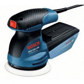 Шлифовальная машина эксцентриковая Bosch GEX 125-1 AE
