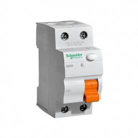 Автоматичний вимикач ВД63 2п 63A C 30mA