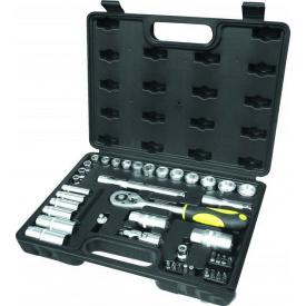 Профессиональный набор инструментов СТАЛЬ 43 шт (70026)