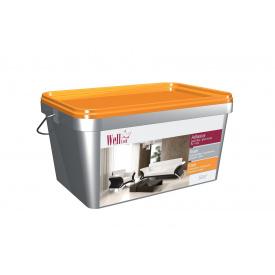 Клей обойный для стеклотканевых обоев Wellton готовый к применению 2,5 кг расход 10-12 м2