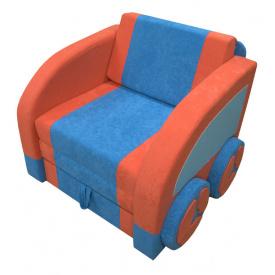 Детская малютка Ribeka Багги Оранжевый с синим (13M03)