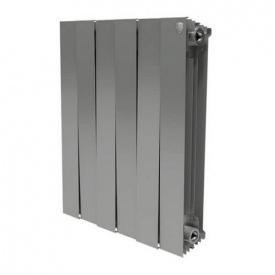 Радиатор Royal Thermo PianoForte Silver Satin (6 секций)