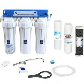Проточный фильтр Aquafilter FP3-K1-B
