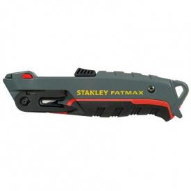 Нож монтажный Stanley FatMax для отделочных работ 165 мм с 2 типами лезвий