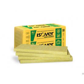 Утеплитель Isover Фасад 1000x600x50мм 125-155 кг/м3 2,4 м2