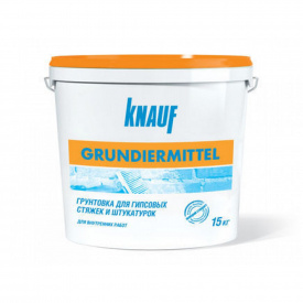Грунтовка Knauf Грундирмиттель 1:5 10 кг