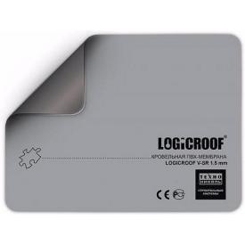 Мембрана ПВХ ТехноНИКОЛЬ Logicroof V-SR 1,5 мм 2 шт, 1x10 м серая