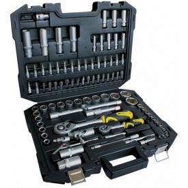Профессиональный набор инструментов Сталь 94 единиц