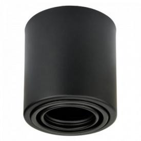 Светильник накладной MR16 FREZYA-R черный