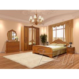 Спальний гарнітур Світ меблів Катрін 4Д
