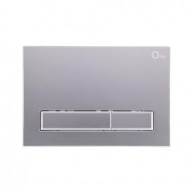 Панель смыва для унитаза Qtap Nest QT0111M08382SAT