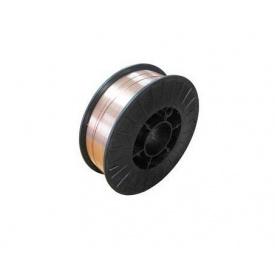 Зварювальний дріт обміднений Forte 1,2 мм 15кг
