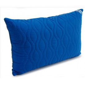 Подушка з силіконовими кульками Руно Індиго 50x70 см