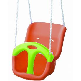 Гойдалка підвісна PalPlay 35x35x50 см червона