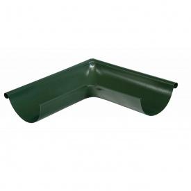 Угол внутренний Bilka 90 градусов 125/90 мм зеленый (RAL 6020)