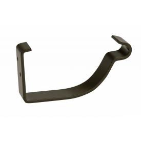 Крюк комбинированный Bilka 125/90 мм темно-коричневый RAL 8019