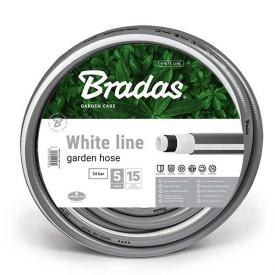"""Шланг садовий Bradas 5 шаровий WHITE LINE WWL5/850 5/8"""" 50 м"""