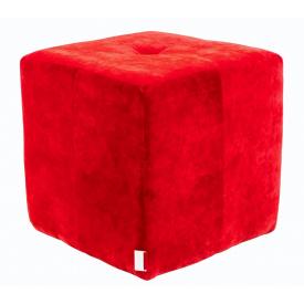 Пуфик Кристи Richman 40 x 40 x 45Н Fint Red Красный