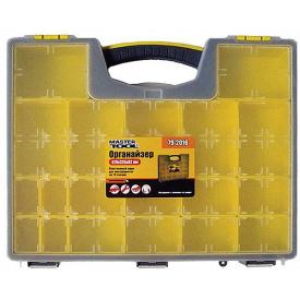 Органайзер MasterTool 19 секцій 420x335x62 мм