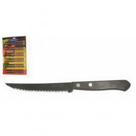Ножи Tramontina Tradicional 127 мм волнистые зубчики 2 шт