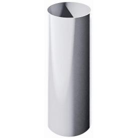 Труба Verat Техноніколь 82 мм 3 м біла