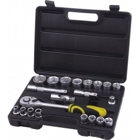 Набор инструментов профессиональный СТАЛЬ 22 предмета 70021