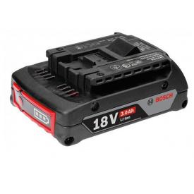 Аккумулятор BOSCH Li-Ion 18В 3,0Ач (1600A012UV)