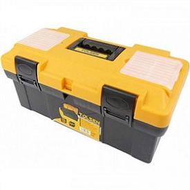Ящик пластик Tolsen 42х23х19см 2 органайзера (80201)