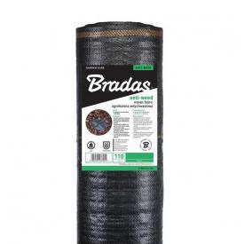Агроткань проти бур'янів Bradas BLACK 110г чорна 4,2х50м (ATBK11042050)