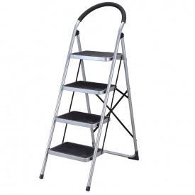 Лестница-стремянка Flora 4 ступени (5035334)