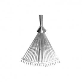 Граблі FLO металеві 425мм (99391)