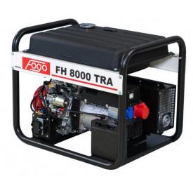 Генератор бензиновый FOGO FH8000TRA