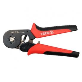 Клещи обжимные YATO YT-2240