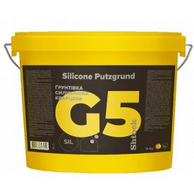 Грунтовка силиконовая кварцевая Shtock G5 14кг