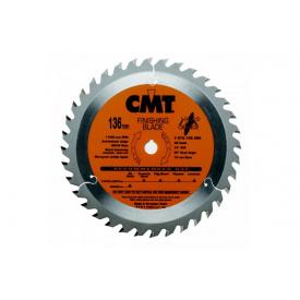 Пильный диск СМТ ультратонкий для продольного и поперечного реза ITK 160 20 24 1,7/1,1+2/6/32