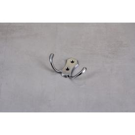 Мебельный крючок GTV К24-В0 двойной алюминий