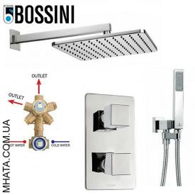 Душова система вбудовувана Bossini M 71201 COSMO SQUARO