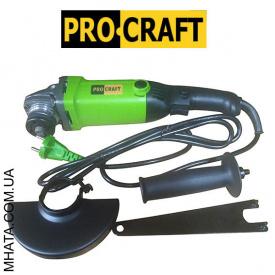 Кутова шліфувальна Машина PROCRAFT PW - 1200 125 мм
