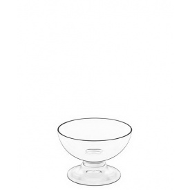 Чаша для мороженого на ножке Luigi Bormioli Buffet 93 мм
