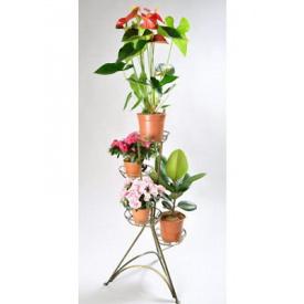 Подставка для цветов Холодная ковка Башня 4