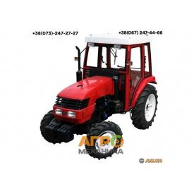 Трактор DongFeng 404DCL (DF-404) с кабиной