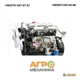 Двигатель дизельный QC495T50 на трактор 50 л.с. (ДТЗ 4504К)