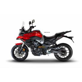 Мотоцикл VOGE 500DS DS7 (2021) (красный)