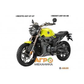 Мотоцикл ZONTES G155 (жёлтый)