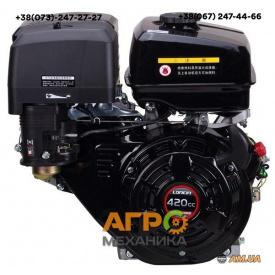 Двигун Loncin G420FD