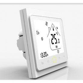 Терморегулятор программируемый для теплых полов Wi-Fi Castle twe 002 16А