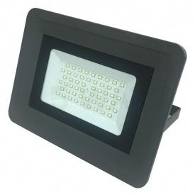 Прожектор светодиодный LED 50 Вт BIOM IP65 уличный Slim Standart